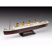 R.m.s. Titanic 1:1200 - Revell 05804 - Model Set Kit Tintas