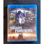 Transformers Blu Ray Primeiro Filme Seminovo Original