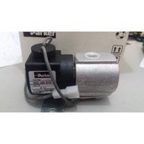 Valvula Solenoide Parker Escania Agrale 24vcc 7600-040-21tf