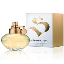 Perfume S By Shakira 80ml Original Lacrado Importado Usa