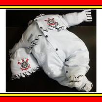 Saída Maternidade Luxo Corinthians F.c. - Oficial Licenciado