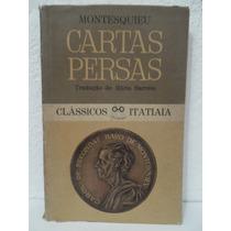 Cartas Persas - Montesquieu - Trad. Mário Barreto