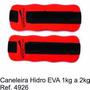 Caneleira Hidroginástica Em Eva 1 A 2kg Pentagol Promoção