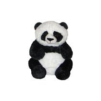 Urso Panda De Pelúcia - Sentado - Pequeno
