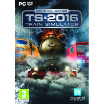 Train Simulator 2016 Jogo Para Pc Computador E Notbook