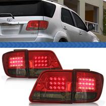 Lanterna Traseira Toyota Hilux Sw4 05/09 Jogo 4 Peças Nova