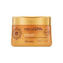 Nativa Spa Mel Esfoliante Corporal,200 G O Boticário