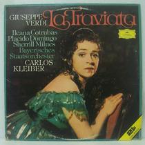 Lp Giuseppe Verdi - La Traviata (duplo) - 1979 - Deutsche Gr