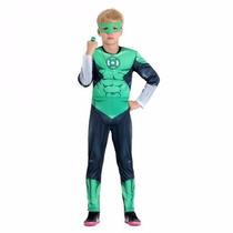 Fantasia Lanterna Verde Premium Dc