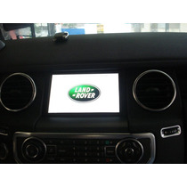 Central Multimídia Land Rover Discovery 4 Dvd Tv Gps
