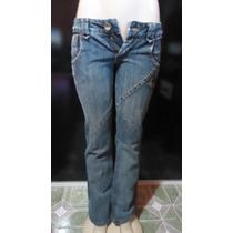 Calça Jeans Recruta (qg) - Tamanho 40 - Azul - Frete Grátis