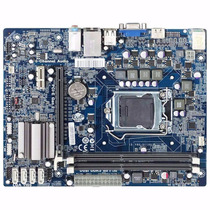 Placa Mãe Chipset Intel H61 -lga 1155 Ddr3 16gb - Pcware-bf5
