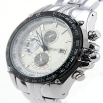 Relógio Esportivo Fino(exemplo Da Foto Em Prata) (cinza Prat