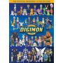 Coleção Completa De Digimon - 30 Dvds Frete Gratis - 160,00