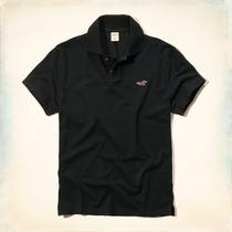 Camiseta Polo Hollister Original Direto Dos Eua Aproveite