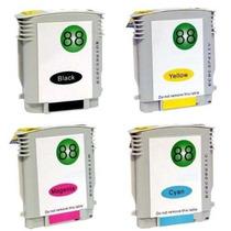 Cartucho Hp 88 Compatível 4 Cores - K5400 K8600 L7580 L7680