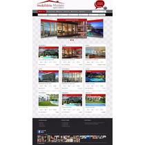 Site Sistema Imobiliaria - Script Php - Com Chat Online