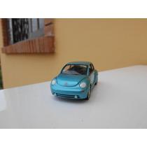 Volkswagen New Beetle Azul Jl