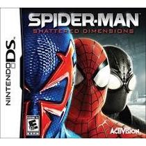 Spider Man Shattered Dimensions Nintendo Ds