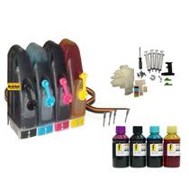 Bulksul - Bulk Ink P/ Hp 2646 Com Acessórios E Tintas