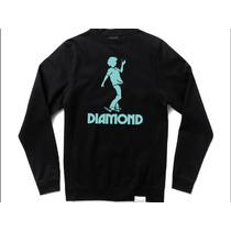 Moletom Diamond Primitive Dgk Gringo De Skate Blusa Frio Gg