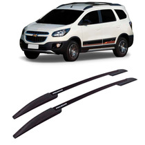 Rack Longarina Teto Spin Chevrolet Aluminio Modelo Original