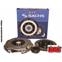Kit Embreagem Sachs Original Kia Soul Cerato 09/... 1.6 16v