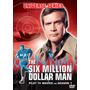 O Homem De Seis Milhões De Dólares 1º 2º 3º Temporada Dublad