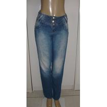 Calça Jeans Empório Fem.tam. 44 C/ Strech Semi Nova