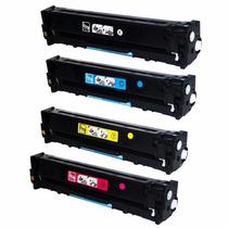 Toner Hp Ce320 Hp 320 Hp 321 Hp 322 Hp 323 Kit 4 Cores