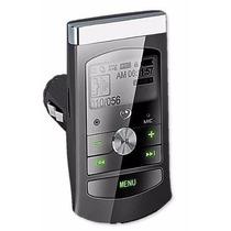 Transmissor Veicular Fm Mp3 Usb Lê Pen Drive E Cartão A908