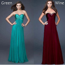 Lindo Vestido Vermelho Escur Longo Festa Casamento Plus Size