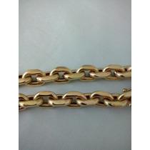 Pulseira Cartier Cadeado Em Ouro 18k 750