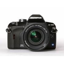 Kit Máquina Fotográfica Olympus E-400