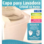 Capa Lavadora Roupa Brastemp Consul Mod Original 10/11kg M