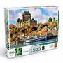 Novo Lacrado Quebra-cabeça Puzzle Grow 1500 Peças Quebec