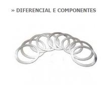 Calço De Ajuste Rolamento Diferencial D-20 85/96 F1000 85/96