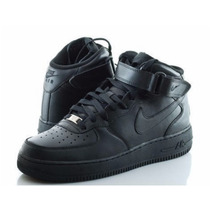 Tênis Nike Air Force Cano Alto Do 35 Ao 43 A Pronta Entrega