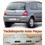 Painel Traseiro Clio Hatch 2003 A 2010 2011 Original Renault