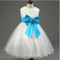 Vestidos Infantil Luxo Para Festas Princesinhas De 8 A 11