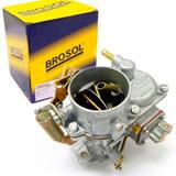 Carburador Fusca Kombi 1500/1600 Gasolina H30 112047 Brosol