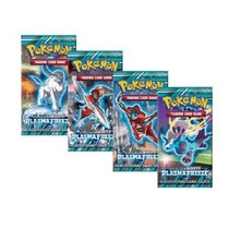 Pokemon Tcg B&w Plasma Freezer Booster 10 Cards 1 Bonus