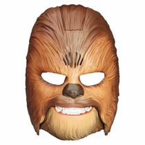 Chewbacca Máscara Eletrônica Star Wars