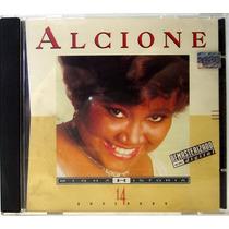 Cd - Alcione - Minha História - 14 Sucessos