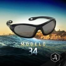 Óculos De Sol Spy Original Modelo 34 - Rosto Pequeno / Médio