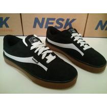 Tenis Casual -sapatenis - Resistente Nesk- Skate-confortavel