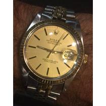 Relógio Rolex Ouro E Aço