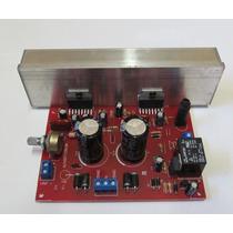 Placa Montada Amplificador 200w Rms Tda7294