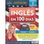 Curso De Inglês Em 100 Dias completo 15 Volumes