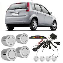 Sensor De Estacionamento Fiesta Rocam Prata Enseada